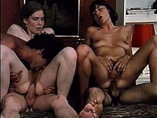 Bottoms Up (Danish Vintage Anal)