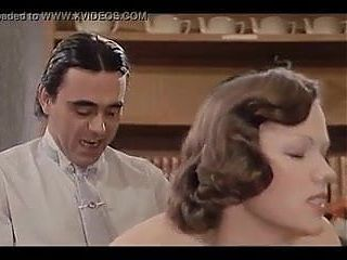 VINTAGE FRENCH STARLET BRIDGET LAHAIE GETS SODOMIZED