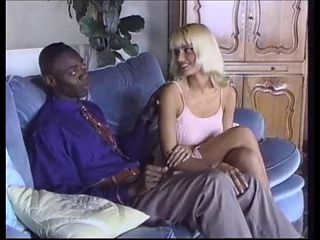 Hungarian girl Anita Blonde