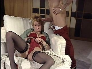 Blonde Forces #2 (1994, US, Kaitlyn Ashley, full video, DVD)