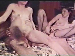 Vintage Early 70s Threesome